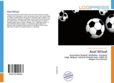 Bookcover of Axel Witsel
