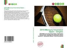 2010 Mercury Insurance Open – Singles kitap kapağı