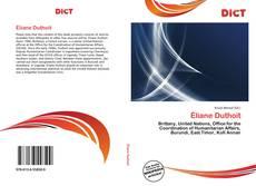 Bookcover of Éliane Duthoit