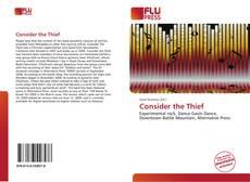 Capa do livro de Consider the Thief