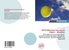 Couverture de 2010 Mercury Insurance Open – Doubles