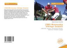 Buchcover von 1980 Minnesota Vikings Season