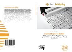Buchcover von Internet Explorer Mobile