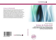Bookcover of Ariane de Rothschild