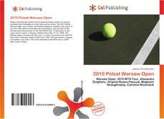 2010 Polsat Warsaw Open的封面