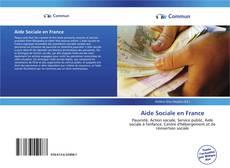 Couverture de Aide Sociale en France