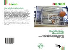 Bookcover of Charlotte Smith (Basketball)