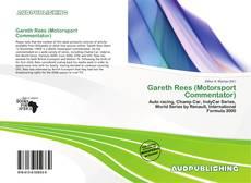 Capa do livro de Gareth Rees (Motorsport Commentator)