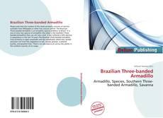 Copertina di Brazilian Three-banded Armadillo