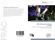 Buchcover von 1988 Minnesota Vikings Season