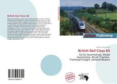 Portada del libro de British Rail Class 60