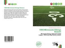 Buchcover von 1995 Minnesota Vikings Season