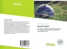 Bookcover of David Fuster