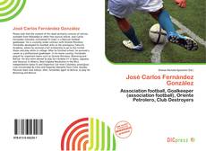 Bookcover of José Carlos Fernández González
