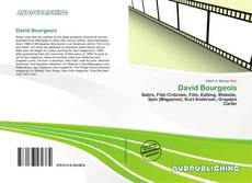 Bookcover of David Bourgeois