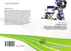 Judith Crist kitap kapağı