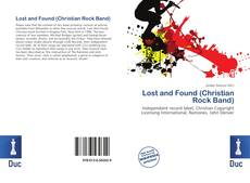 Bookcover of Lost and Found (Christian Rock Band)