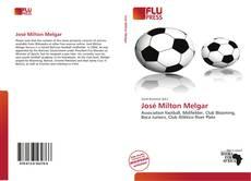 Portada del libro de José Milton Melgar