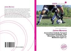 Buchcover von Jaime Moreno