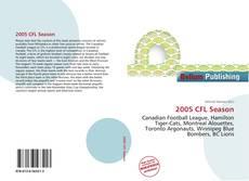 Обложка 2005 CFL Season