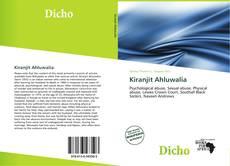 Bookcover of Kiranjit Ahluwalia