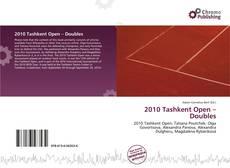 Обложка 2010 Tashkent Open – Doubles