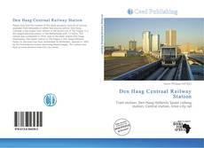 Обложка Den Haag Centraal Railway Station