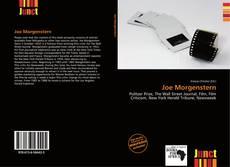 Обложка Joe Morgenstern