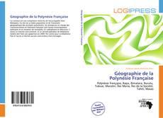 Géographie de la Polynésie Française kitap kapağı