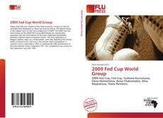 Copertina di 2009 Fed Cup World Group