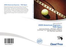 Capa do livro de 2009 American Express – TED Open
