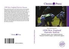 Borítókép a  1998 New England Patriots Season - hoz