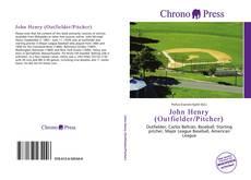 Copertina di John Henry (Outfielder/Pitcher)