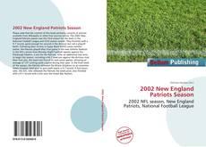 2002 New England Patriots Season的封面