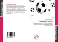 Gastón Cellerino kitap kapağı