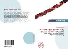 Buchcover von Arthur Knight (Film Critic)