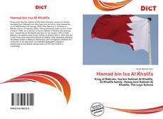 Capa do livro de Hamad bin Isa Al Khalifa