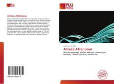 Bookcover of Alireza Afzalipour