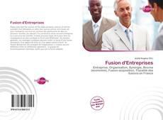 Bookcover of Fusion d'Entreprises
