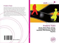 Обложка Frederic Tuten