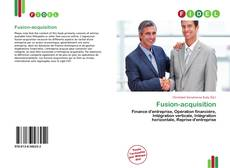 Bookcover of Fusion-acquisition