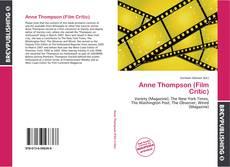 Anne Thompson (Film Critic) kitap kapağı