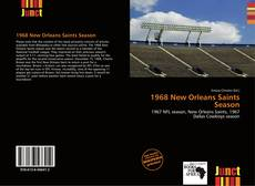 Bookcover of 1968 New Orleans Saints Season