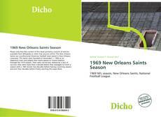 Bookcover of 1969 New Orleans Saints Season