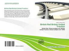 Capa do livro de British Rail British United Traction