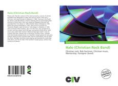 Buchcover von Halo (Christian Rock Band)
