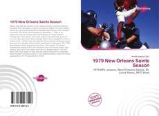 Обложка 1979 New Orleans Saints Season