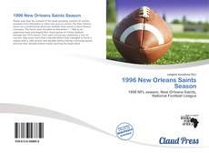 Bookcover of 1996 New Orleans Saints Season