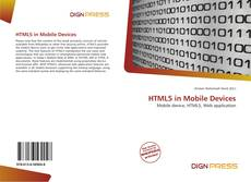 Buchcover von HTML5 in Mobile Devices