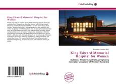 King Edward Memorial Hospital for Women kitap kapağı